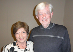 Mr. and Mrs. Gerald Chapman